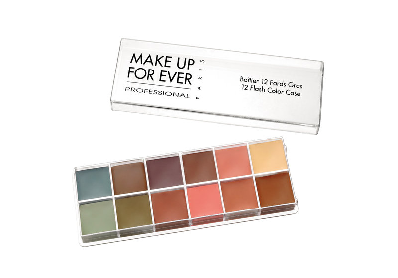 Makeup Up Forever 12 Flash Palette
