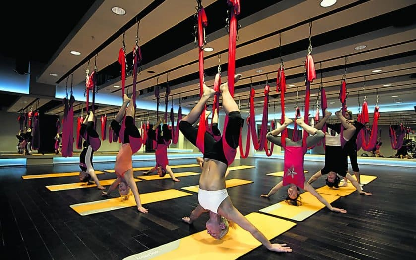 AntiGravity Yoga 2