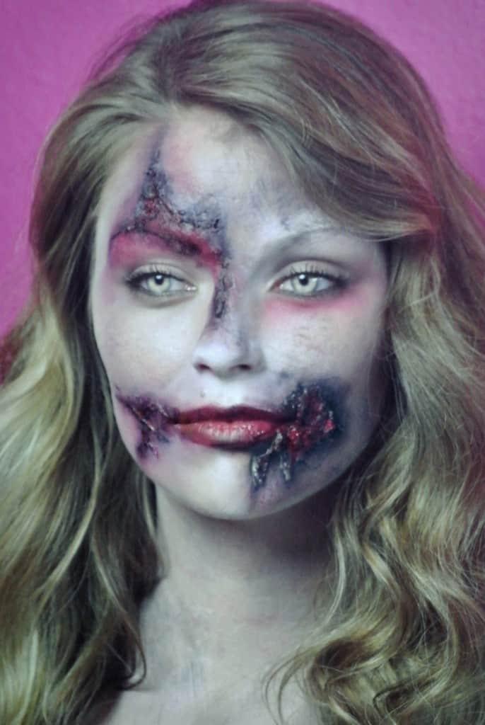 Halloween Makeup Artist Los Angeles
