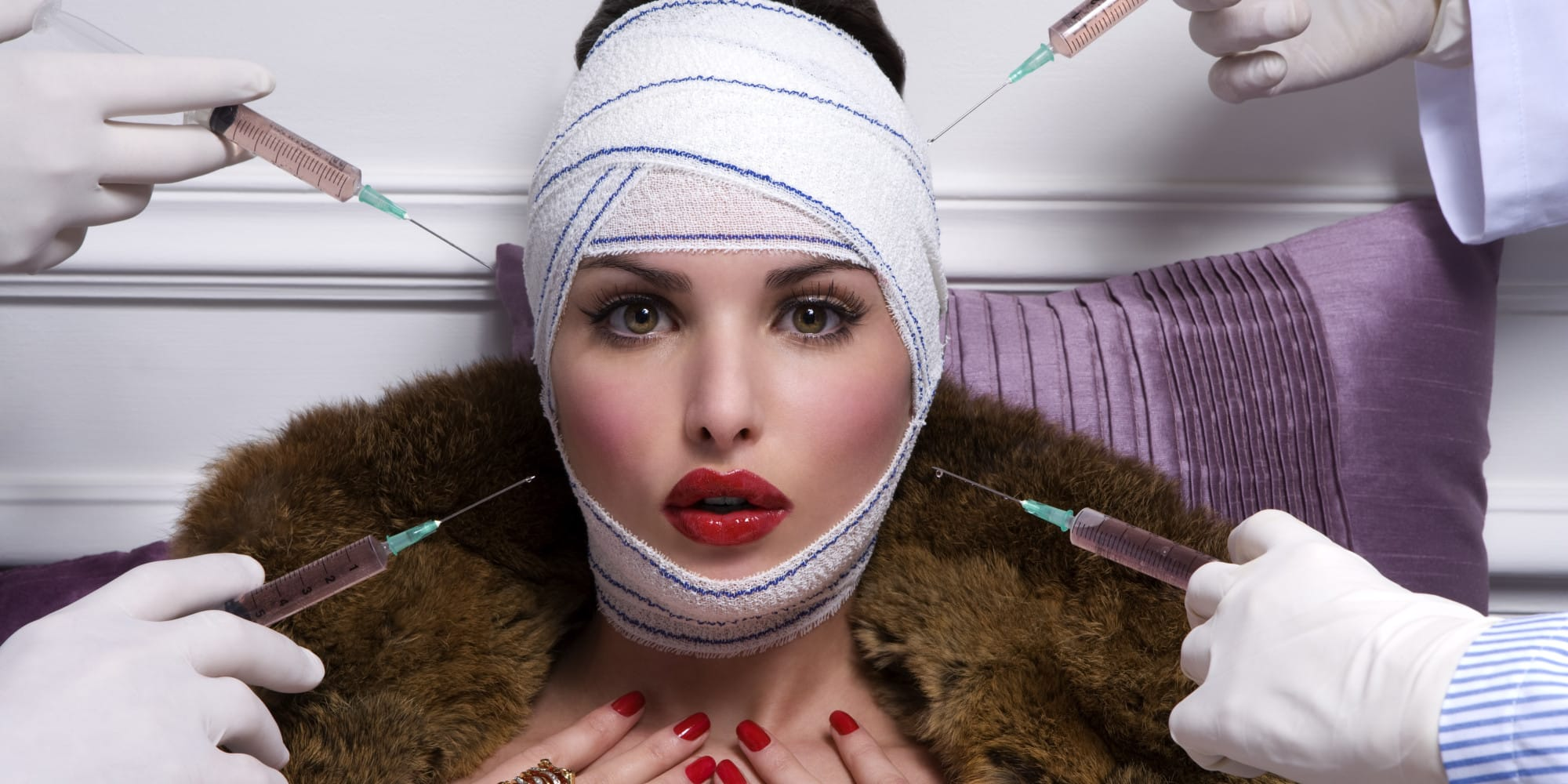 Is Plastic Surgery on your Christmas Wish list?
