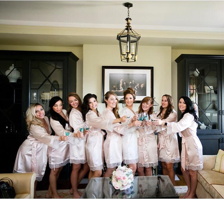 Bridal Party Etiquette