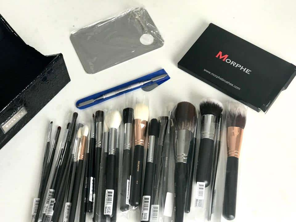 Jaclyn Hill's Favorite Morphe Brushes