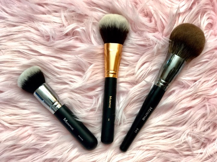 Top 3 Morphe Setting Makeup Brushes