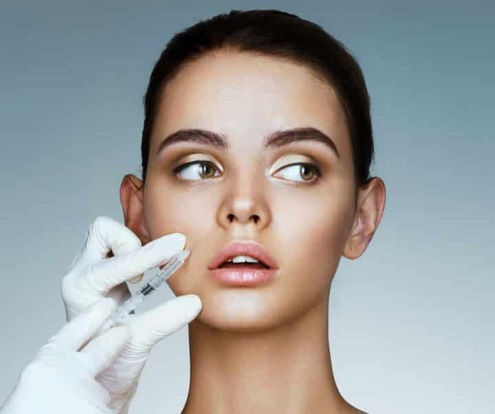 Post Nonsurgical Makeup